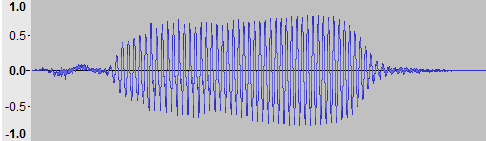 Audacity: Echo (Windows 7)