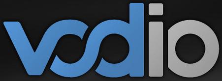 Vodio >> Logo >> Web