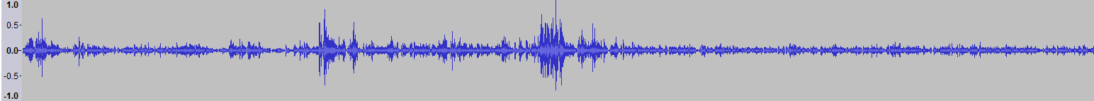 Audacity: Normalize Effect (Windows 7)