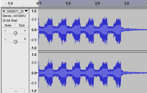 Audacity: Get Loopy, Now Repeat (Windows 7)