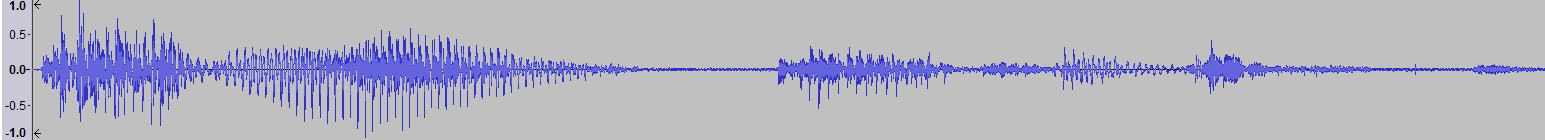 Audacity: Reverse Effect tceffE esreveR (Windows 7)