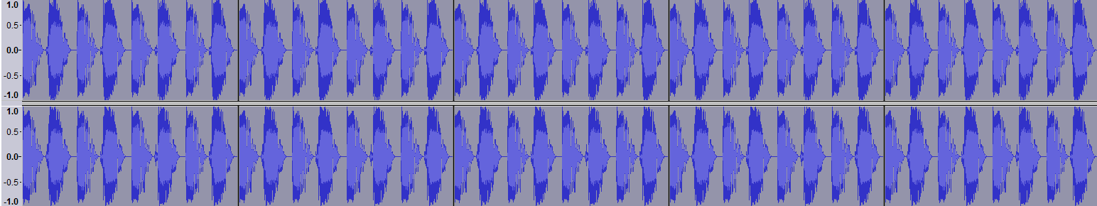 Audacity: Sliding Time Scale / Pitch Shift (Windows 7)
