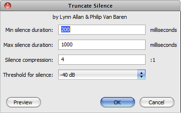 Audacity: Truncate Silence and Sound Like A Pro (Windows 7)