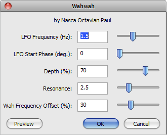 Audacity-Effect-Wahwah-Popup