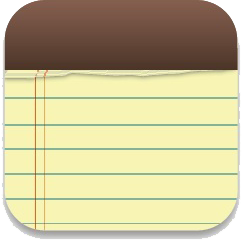 iOS-notes-icon