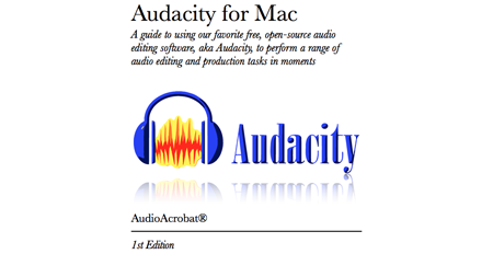 [eBook] FREE Audio Editing eBook by AudioAcrobat