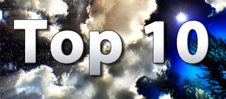Top 10 Posts (Overall) of 2012
