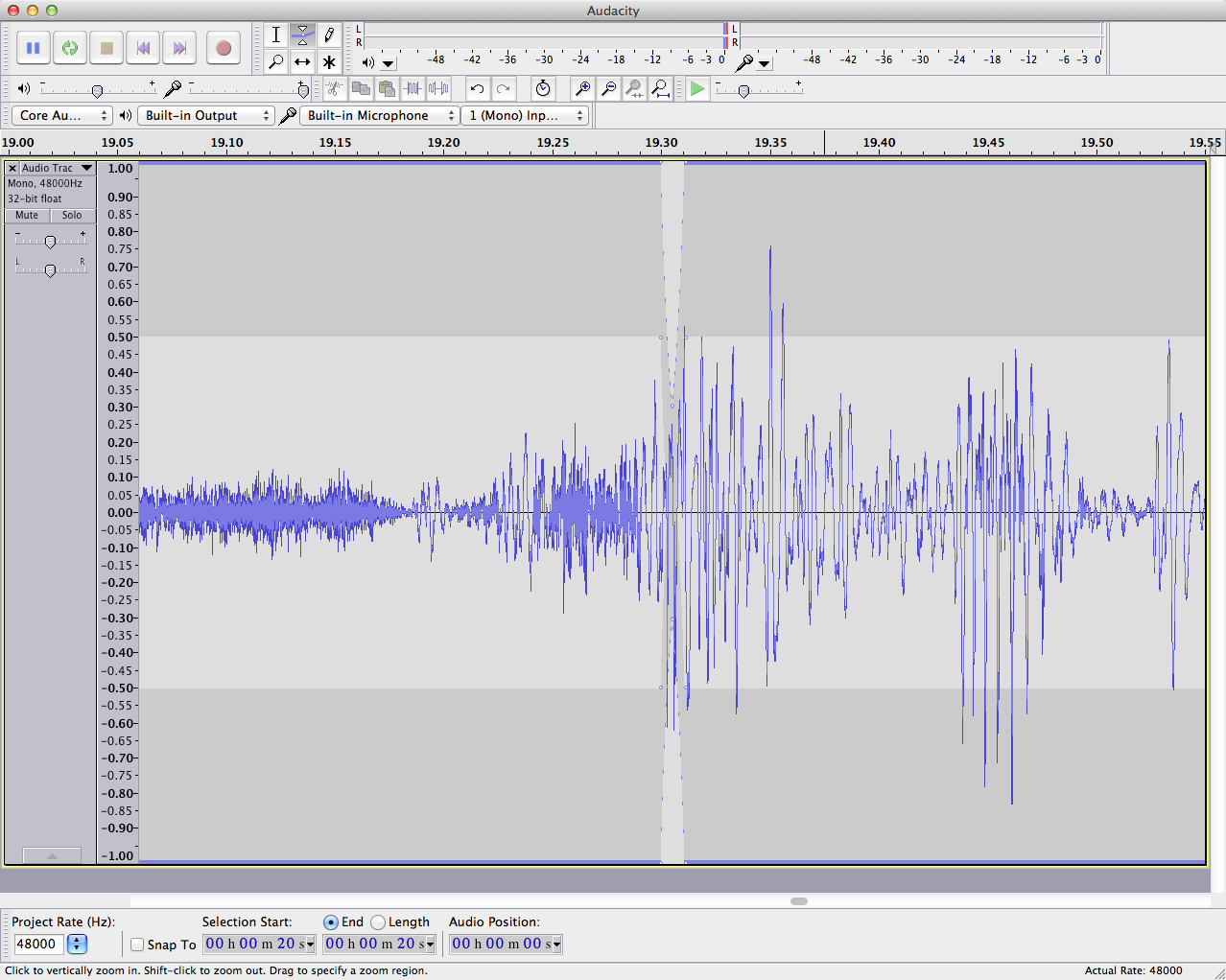 audacity waveform-envelope01