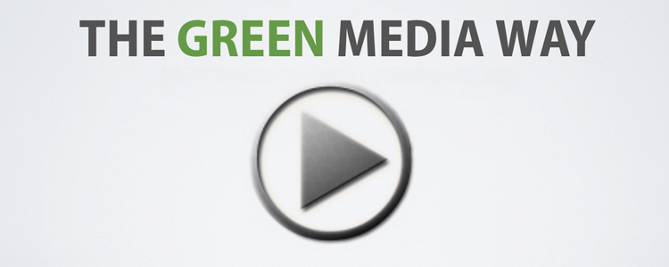 [Video] The Green Media Way: Grow Visibility & Leads Using Audio + Video