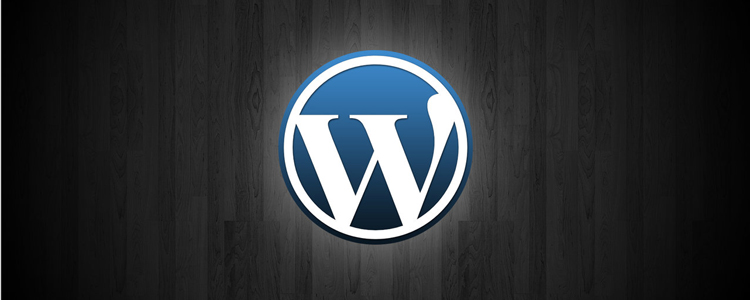 A nice version of the WordPress logo