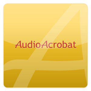 audioacrobat-logo - copyright: all rights reserved